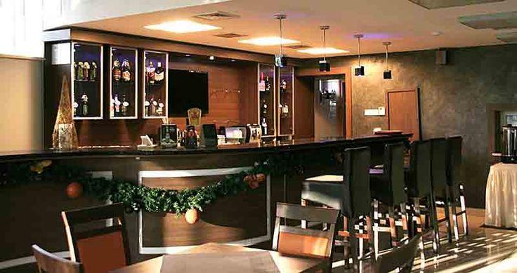 Bar kawiarni Hotelu Ameliówka***.