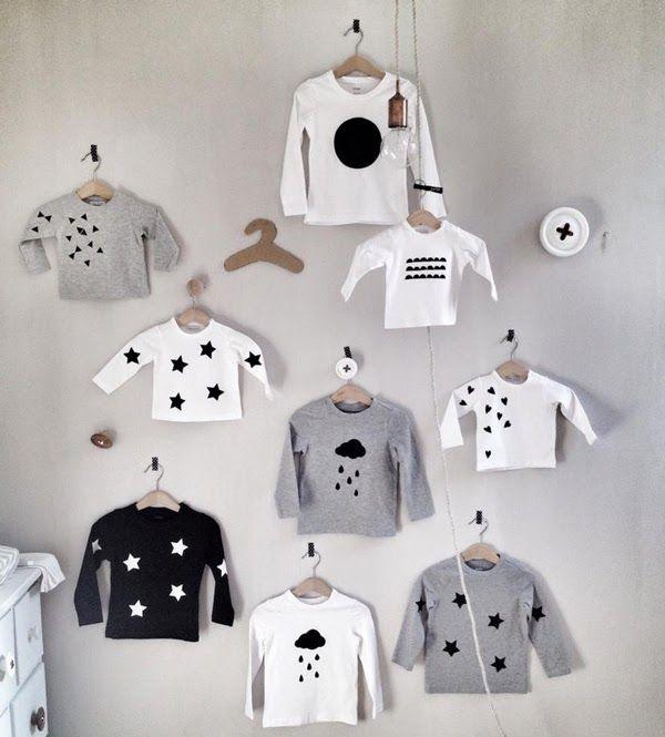 A black & White Give Away: WIN Shirt + Poster i.s.m. En Las Nubes