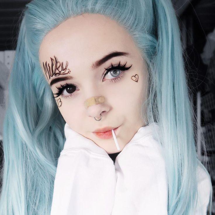 Cute Face Tattoos Face Tattoos Face Tattoos For Women Girl Tattoos
