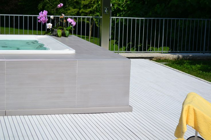 #Woodn #Ornans is also a great solution for #outdoor use, having the great properties of all the Woodn product lines.