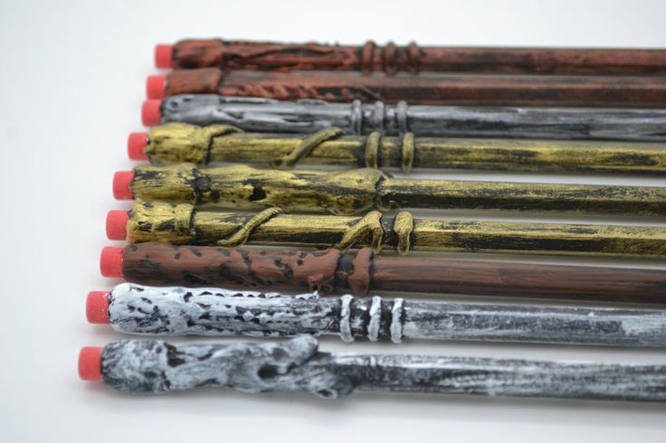 I wouldn't use it, but it's AWESOME!!!!!!!!!!Harry Potter Wand PENCILS!