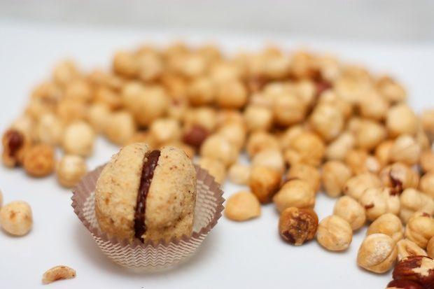 Baci Di Dama Cookies | Food and Drink | Pinterest