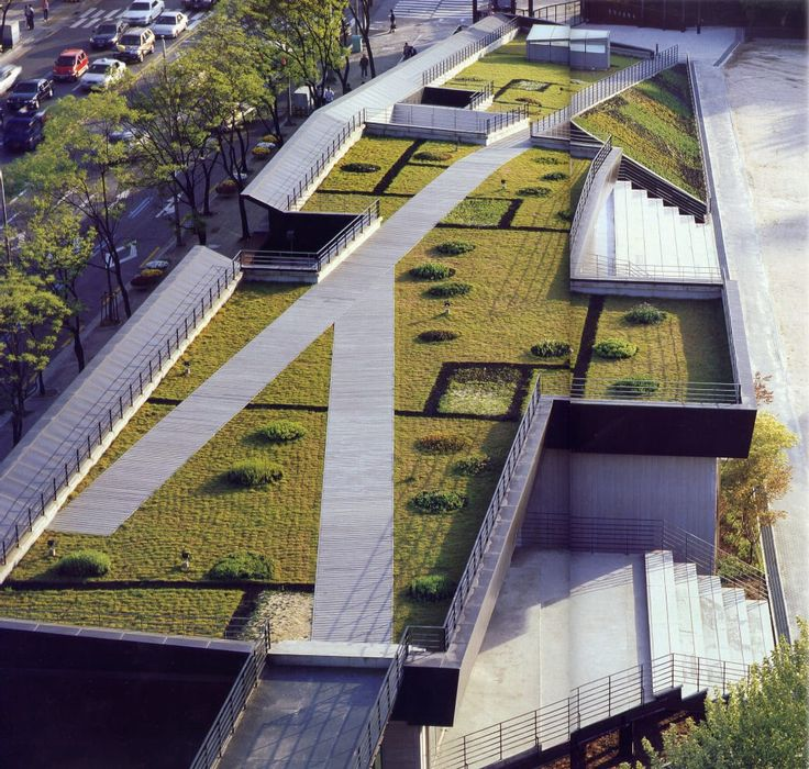 MOON HOON, Architecture Studio Himma · Hyundai High School