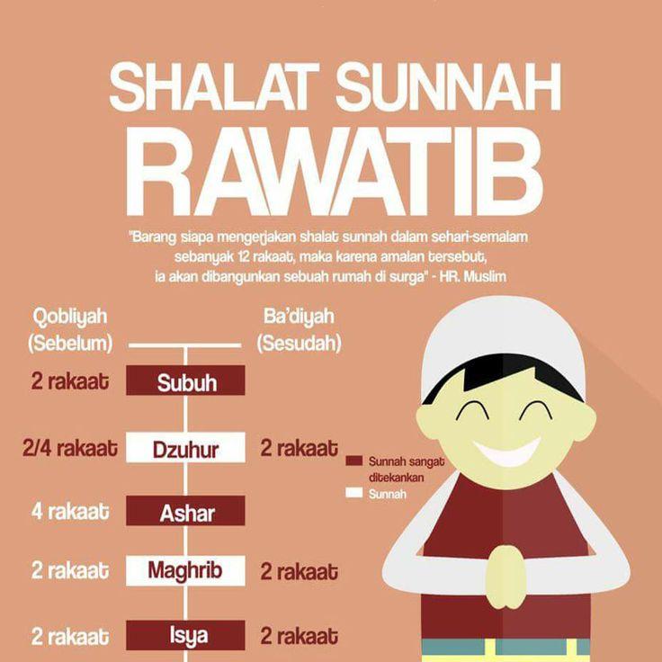 Sholat Sunnah Rawatib