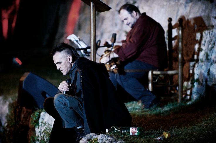 L'epica della montagna nel teatro equestre di Giovanni Lindo Ferretti - Intoscana.it