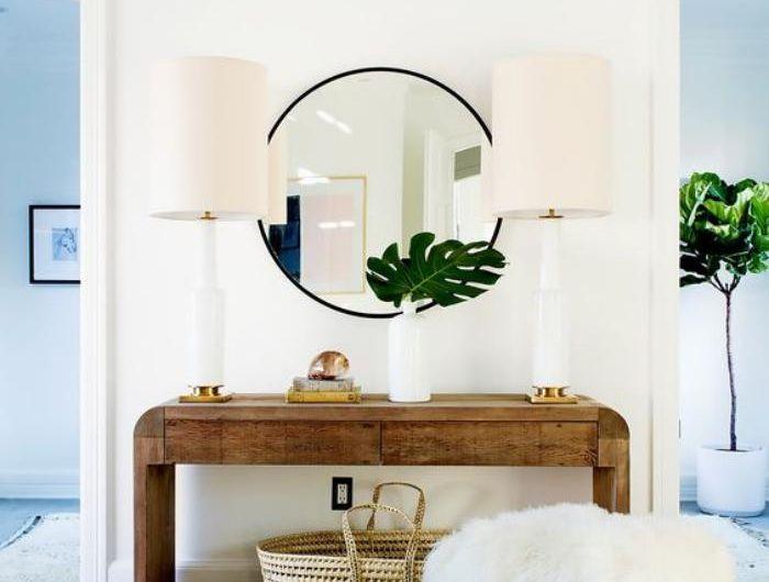 25 best ideas about console blanc on pinterest d cor de salon th tv design de la console. Black Bedroom Furniture Sets. Home Design Ideas
