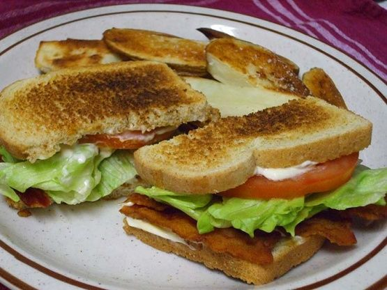 Classic BLT Sandwich Recipe - Food.com