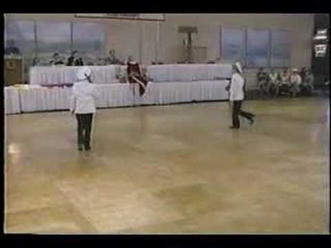 Military Tap Dance - YouTube