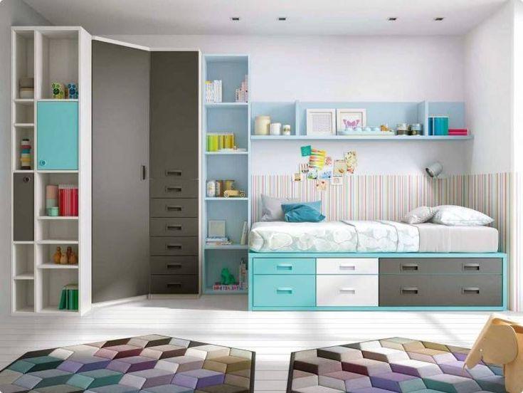 Fascinant Modele De Chambre A Coucher Idee Chambres Pour Ado Moda