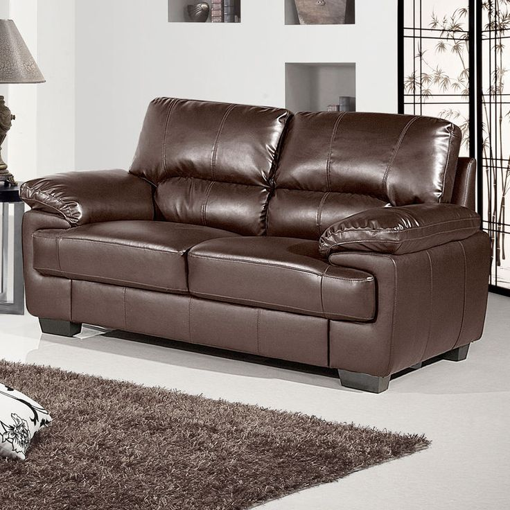 Brown Leather Sofa Chelsea 3 2 Seater Simply