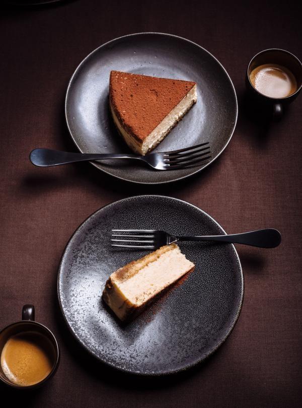 Recette de Ricardo de gâteau au fromage tiramisu