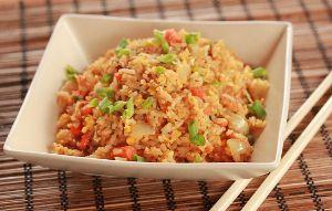Our Version of Benihana Fried Rice | AllFreeCopycatRecipes.com