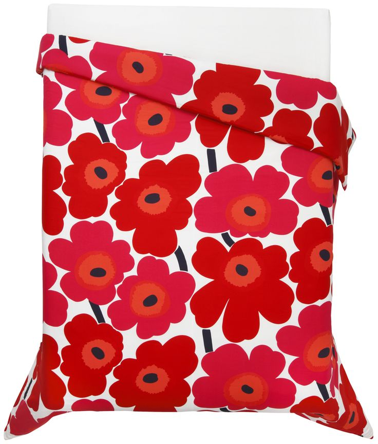 Unikko red king Comforter: Unikko Red, For Kids, Marimekko S Unikko, Duvet Covers, Comforter Hollis Room, Full Queen Duvet, Marimekko Unikko