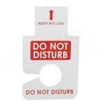 "Non-Logo Keyless ""Do Not Disturb"" Signs"
