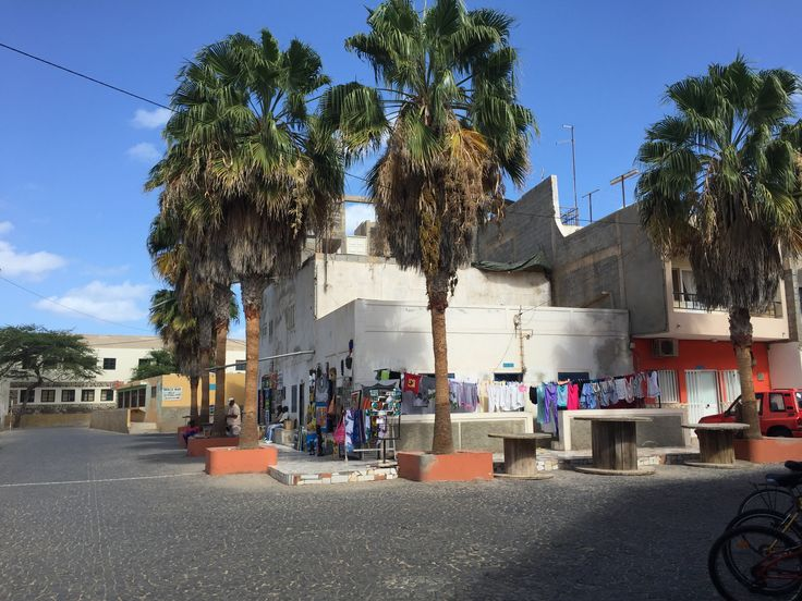 Santa Maria streets