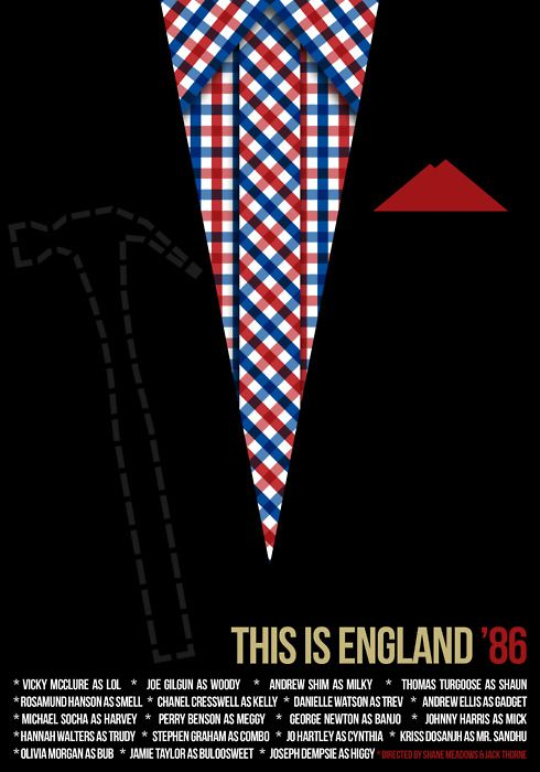 This is England '86(The TV Series) by Origami CORP  (See This is England movie poster here)