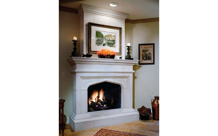 15 best building materials images on pinterest stone for Fireplace material options