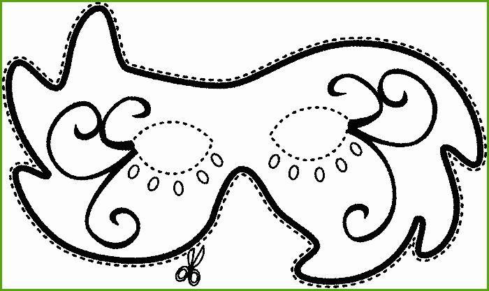 venezianische masken vorlagen zum ausdrucken erstaunliche