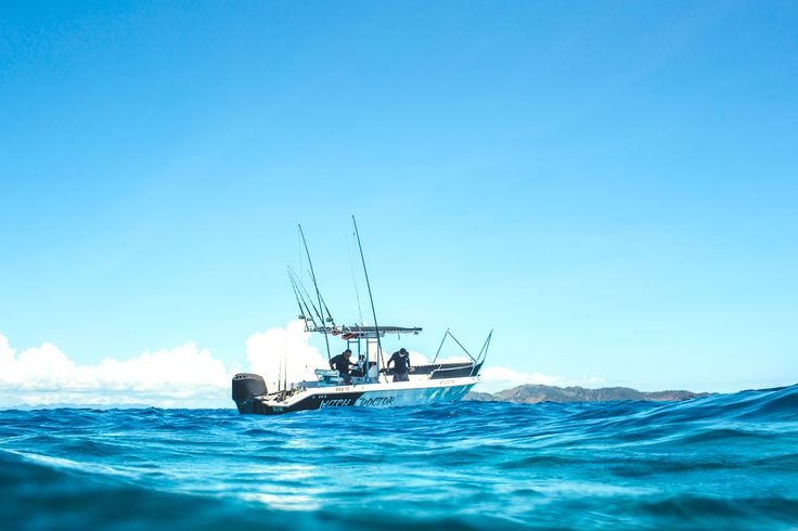 Fishing in Fiji is awesome - with boathirefiji.com