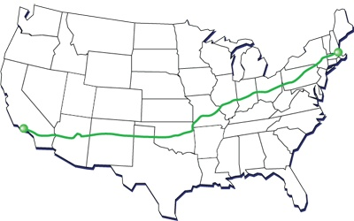 Bike Across America...this would be amazing (3865 miles in 10 weeks)