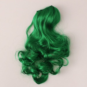 Cosplay Wigs Shop Costume  Private Miku wig nose tongs Wig Green  ₩ 23,500