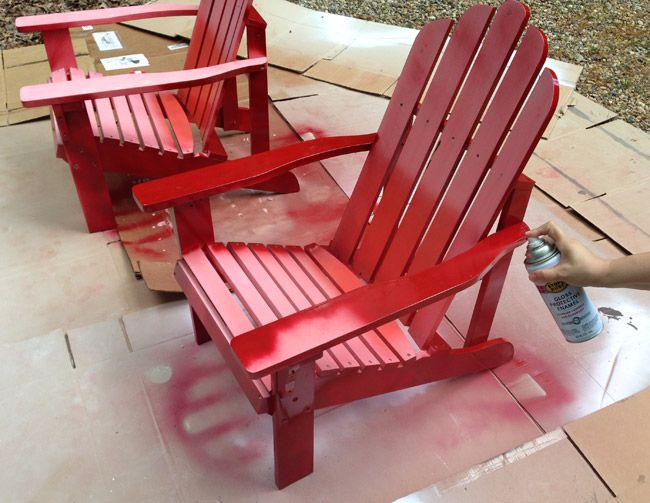 Best 25 Painted Outdoor Furniture Ideas On Pinterest Painted Patio Furniture Wooden Outdoor
