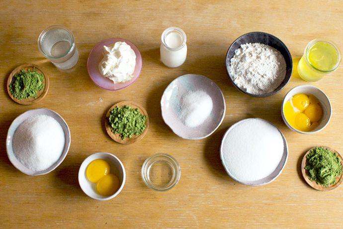 Step-by-Step Recipe: Matchamisu = Matcha (Green Tea) Tiramisu  - Home - Oh, How Civilized