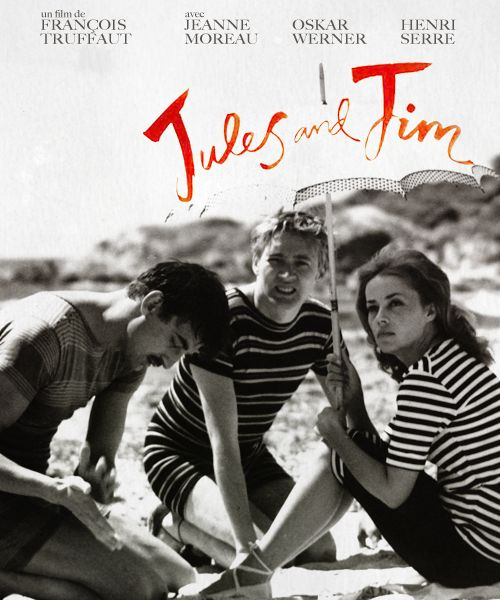 Jules and Jim: Decades of a love triangle concerning two friends and an impulsive woman.