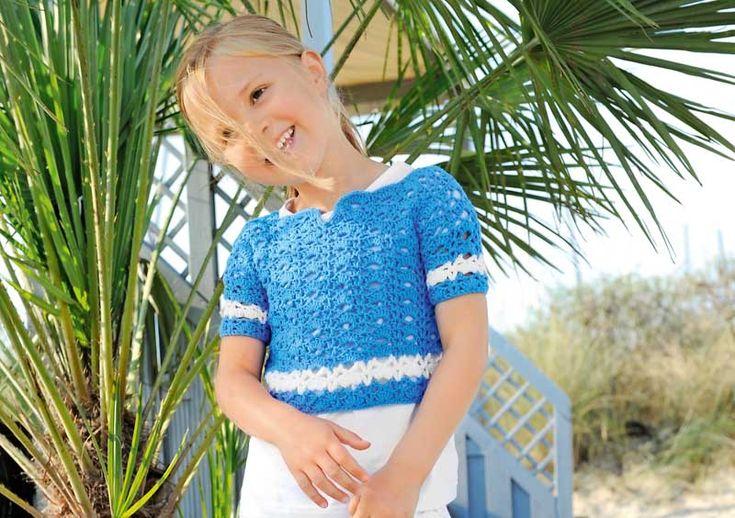 девочки - схема вязания