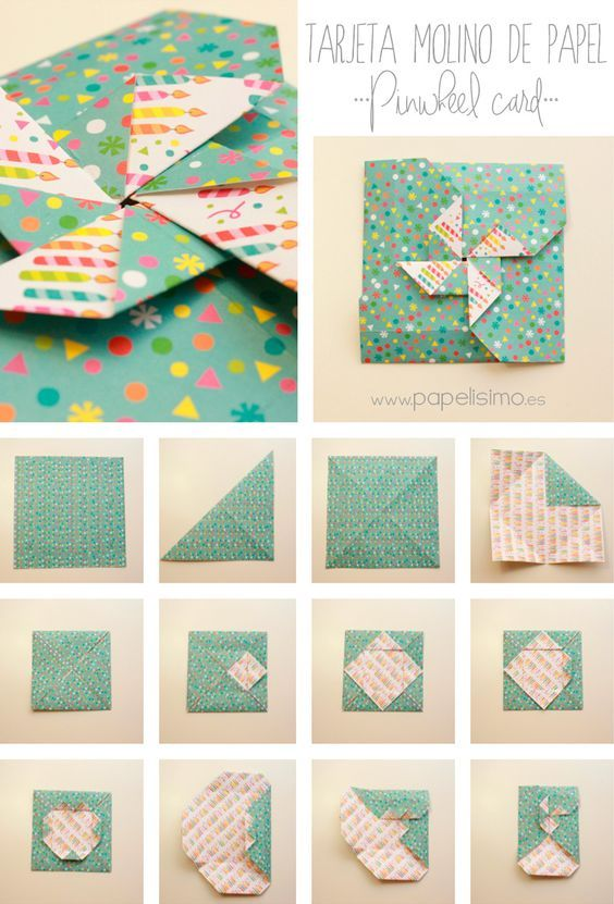 Aprende a realizar esta tarjeta tan creativa, que nos puede servir como felicitación, invitación, tarjeta de agradecimiento...