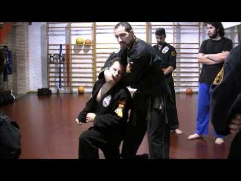 Tecnica Defensa Personal I Limalama - YouTube
