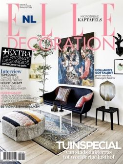 Cover 2 2014 | ELLE Decoration NL