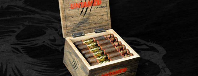 Cigar of the Week: Untamed (Belicoso) by La Aurora Cigars