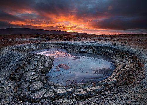 Baejarfjall, Islândia.