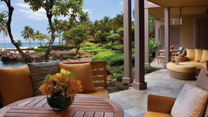 Hawaii Villas & Suites | Four Seasons Resort Hawaii At Hualalai