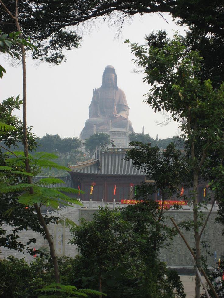 Big Budda, Foshan Guangzhou, China