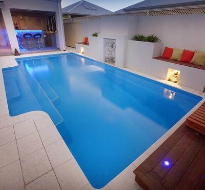 'Grandeur' Fibreglass Pool - Sapphire Pools