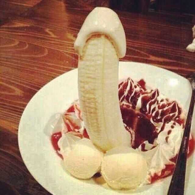 the banana penis
