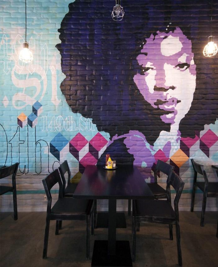 classic restaurant decoration paintings irisrobotics store rh irisrobotics store