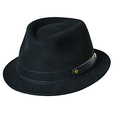 best cheap Woolrich Men s Crushable Wool Felt Rollup Four Season Fedora Hat  Review 156db 8822e  lowest price Indiana Jones ... 139eeb85e1a