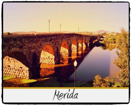 Via de la Plata (Silver Way), Section 3/10: From Merida to Caceres