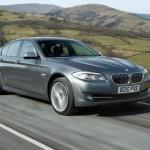 Efficiently Dynamic - The BMW 520d ED