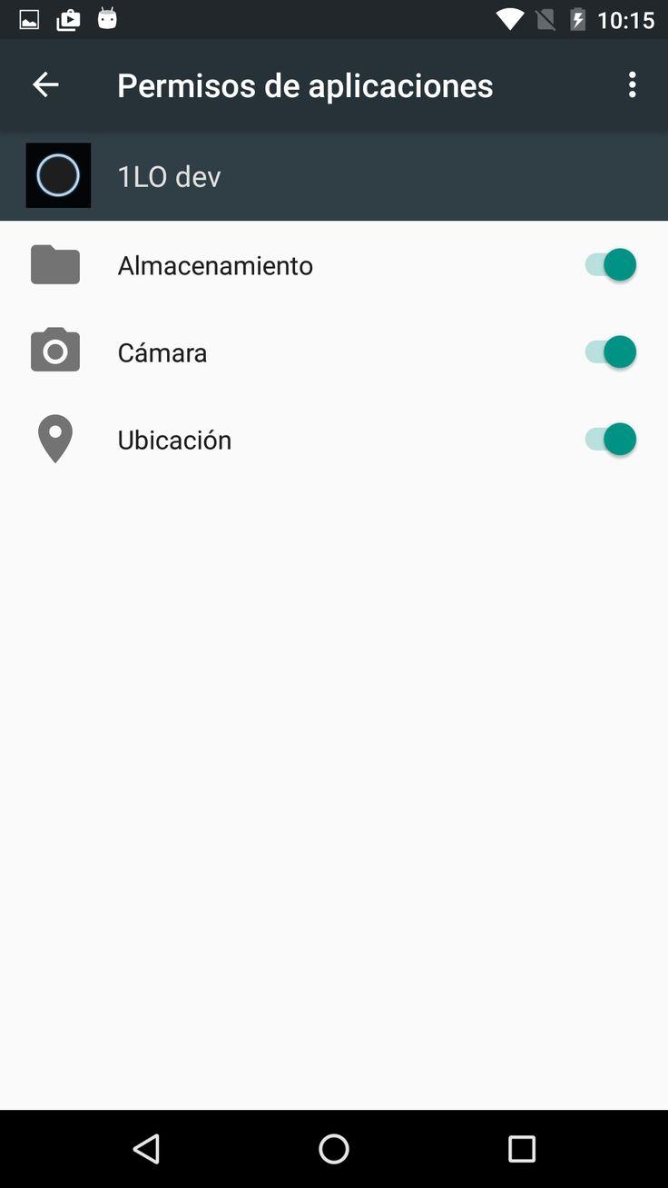 """Desde el lanzamiento de la última versión mayor de Android, Google instauró un nuevo sistema para acceder a las diversas funcionalidades que ofrece el sistema operativo. Los permisos declarados en el fichero AndroidManifest.xml ahora incluyen un matiz importante ya que el propio usuario debe aceptar o rechazar de manera individual permisos considerados """"peligrosos""""."""