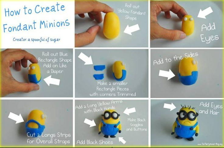 how to make minions
