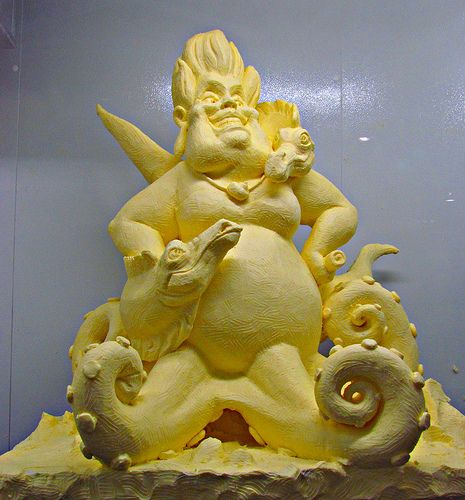 Best images about butter carvings sculptures and