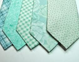 mint ties for the guys