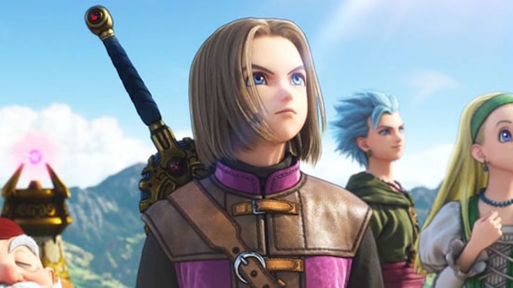 Dragon Quest XI Coming to the West - IGN News Dragon Quest XI: Echoes of an Elusive Age will be released in the west sometime in 2018 Square Enix has announced. July 28 2017 at 11:29PM  https://www.youtube.com/user/ScottDogGaming
