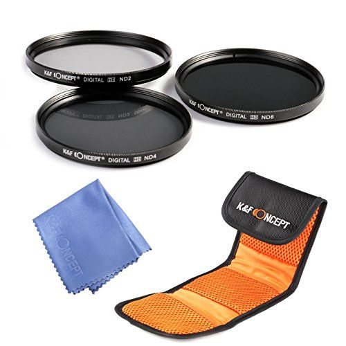 K&F Concept 49mm Neutral Density ND2 ND4 ND8 Lens Filter ... https://www.amazon.co.uk/dp/B00KYN17Q4/ref=cm_sw_r_pi_dp_U_x_xF0ZAbYP074NF