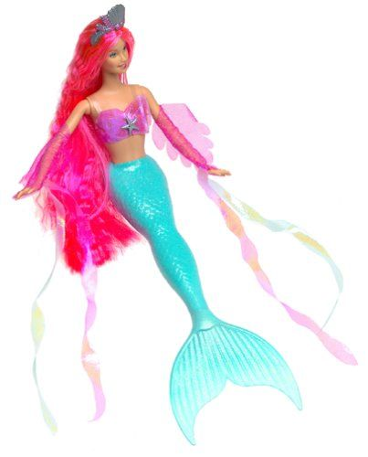 Barbie Mermaid Fantasy Doll