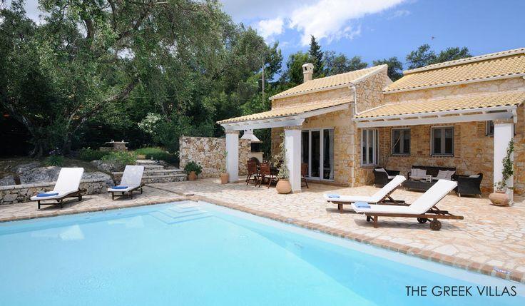 Luxury Corfu Villas, Corfu Villa Ricci, Ionian Islands, Greece
